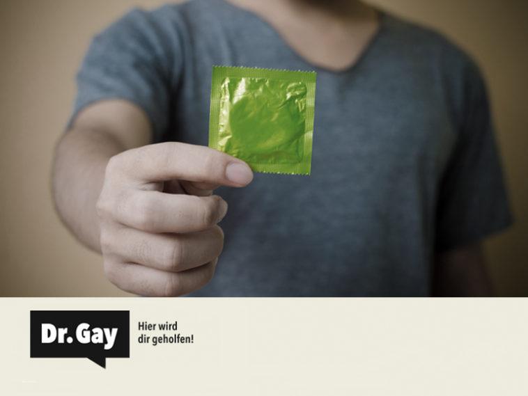 Geplatzt hiv kondom Kondom ist