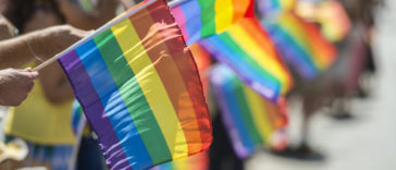Ja zum Schutz Homophobie