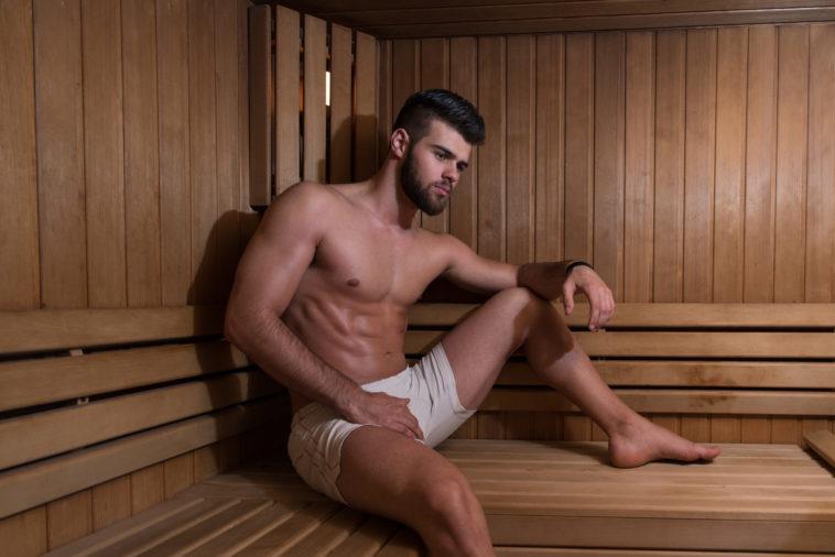 Cruise club sauna