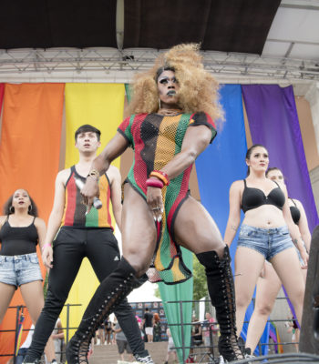 Denver Pride General Festival 2018 (Bild: © Erik Holladay-McCann)