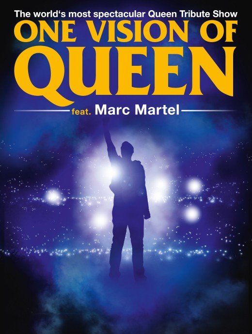One Vision of Queen Marc Martel