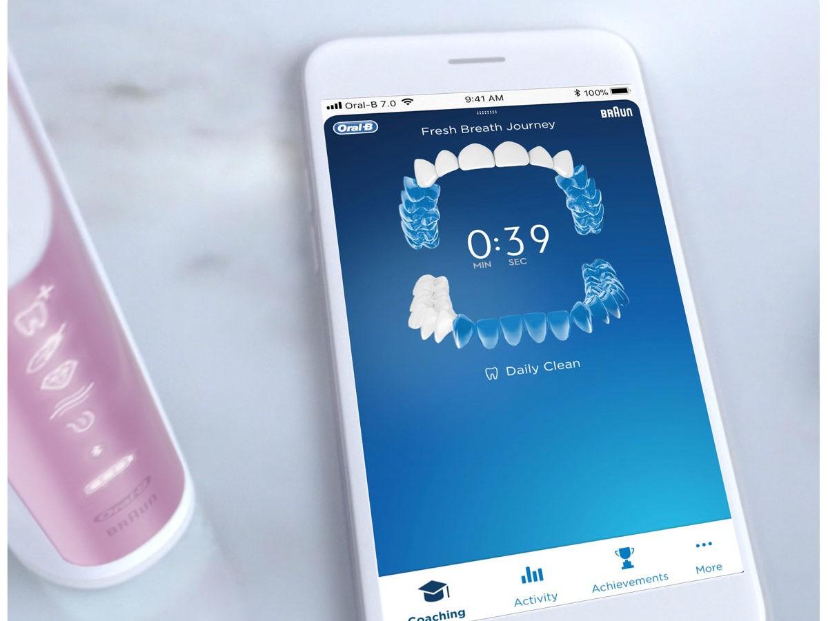 Oral-B GENIUS X App