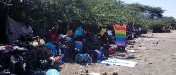 LGBTIQ-Flüchtlinge