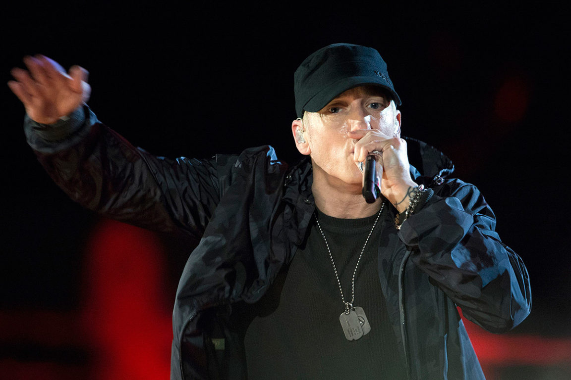 Eminem konzert 2020
