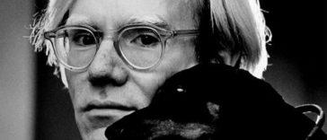 Warhol Zeichnung