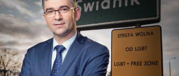 Polen Botschafter LGBT