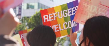 LGBTIQ Geflüchtete