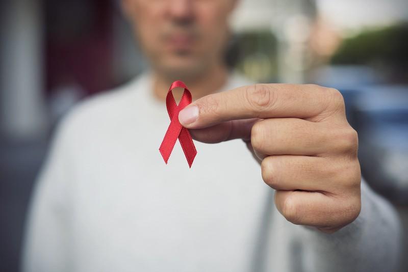 Kampf gegen HIV