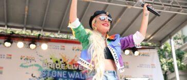 Lady Gaga Stonewall Day
