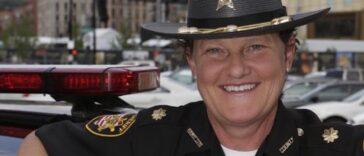 Charmaine McGuffey Sheriff